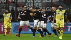 88Tangkas Bola Chievo vs Novara