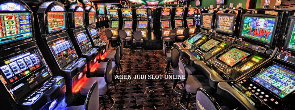 Agen Judi Slot Online