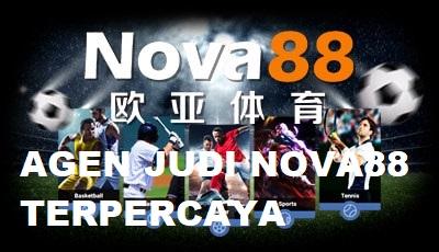 Agen Judi Bola Nova88
