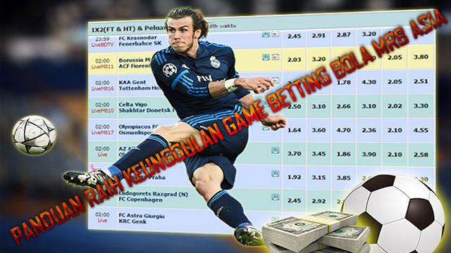 Langkah Dalam Menilai Agen Bola Online Profesional